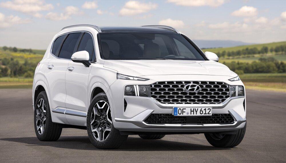 2021 Hyundai Santa Fe Şaşırtıyor