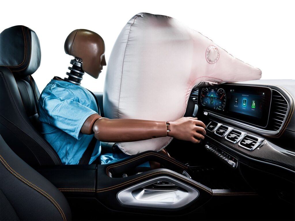 Hava Yastığı (Airbag) Nasıl Çalışıyor Artık %100 Değişti