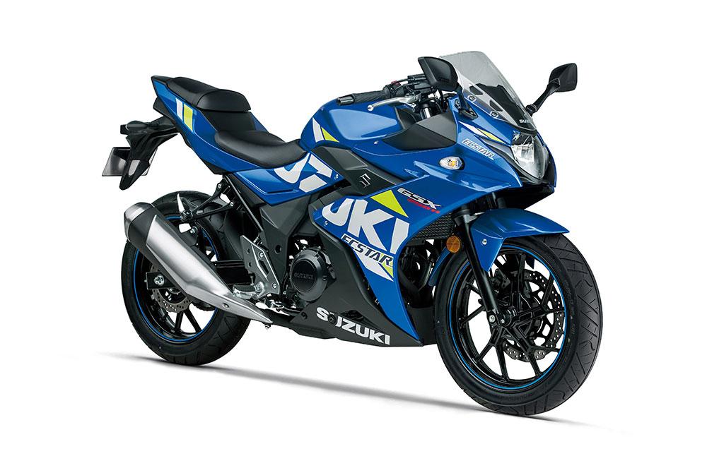 Suzuki 2040 adet GSX250R Motorsikleti Far Problemi Sebebiyle Geri Çağırdı